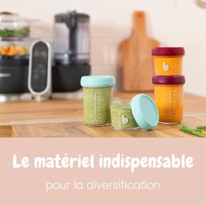 materiel indispensable diversification alimentaire