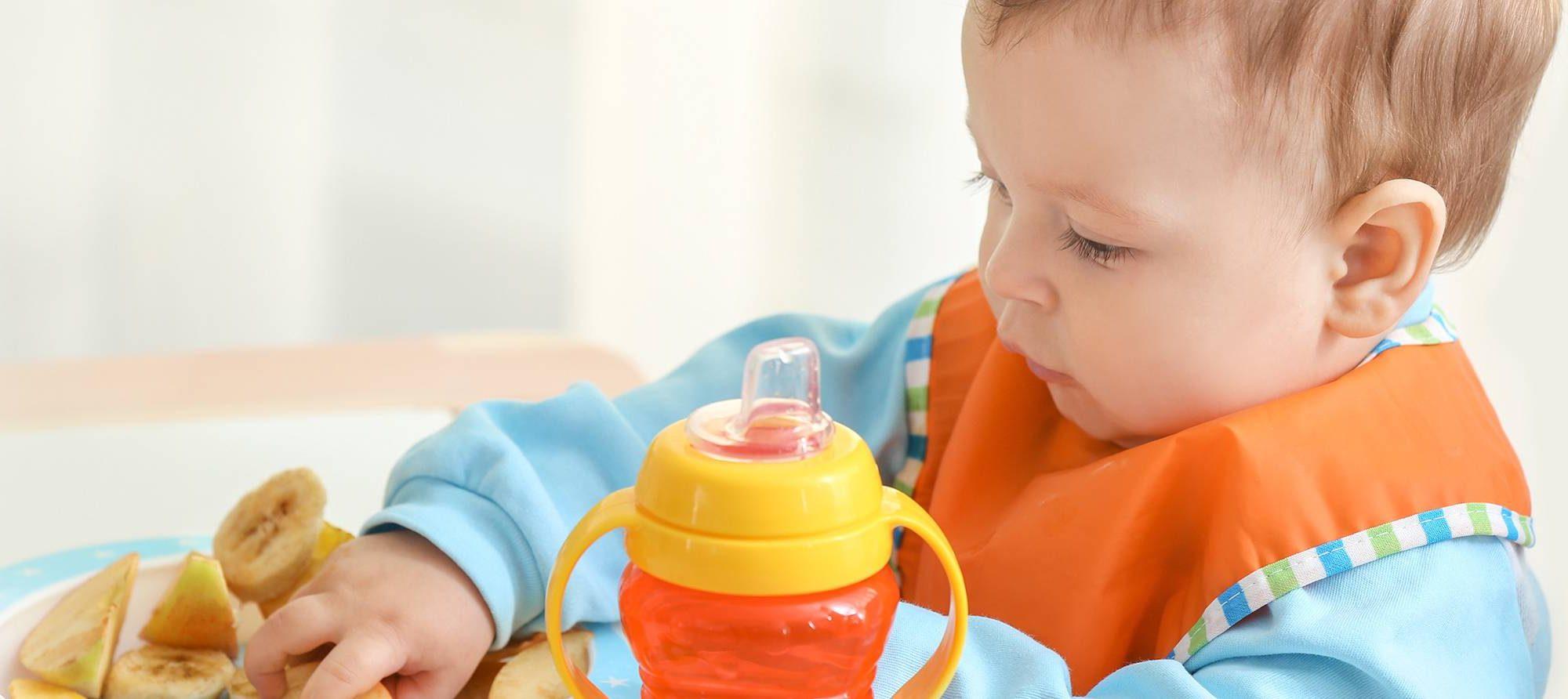 la diversification alimentaire menée par l'enfant (DME)