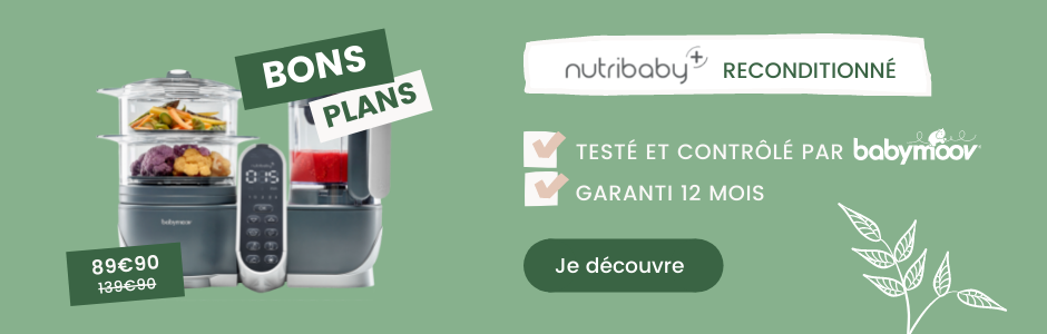 nutribaby(+) reconditionne